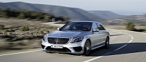 2014 Mercedes S65 AMG to Boast 630 HP