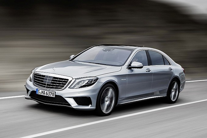 2014 Mercedes S65 AMG to Debut at Los Angeles