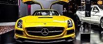 2014 Mercedes SLS AMG Black Series US Pricing Announced