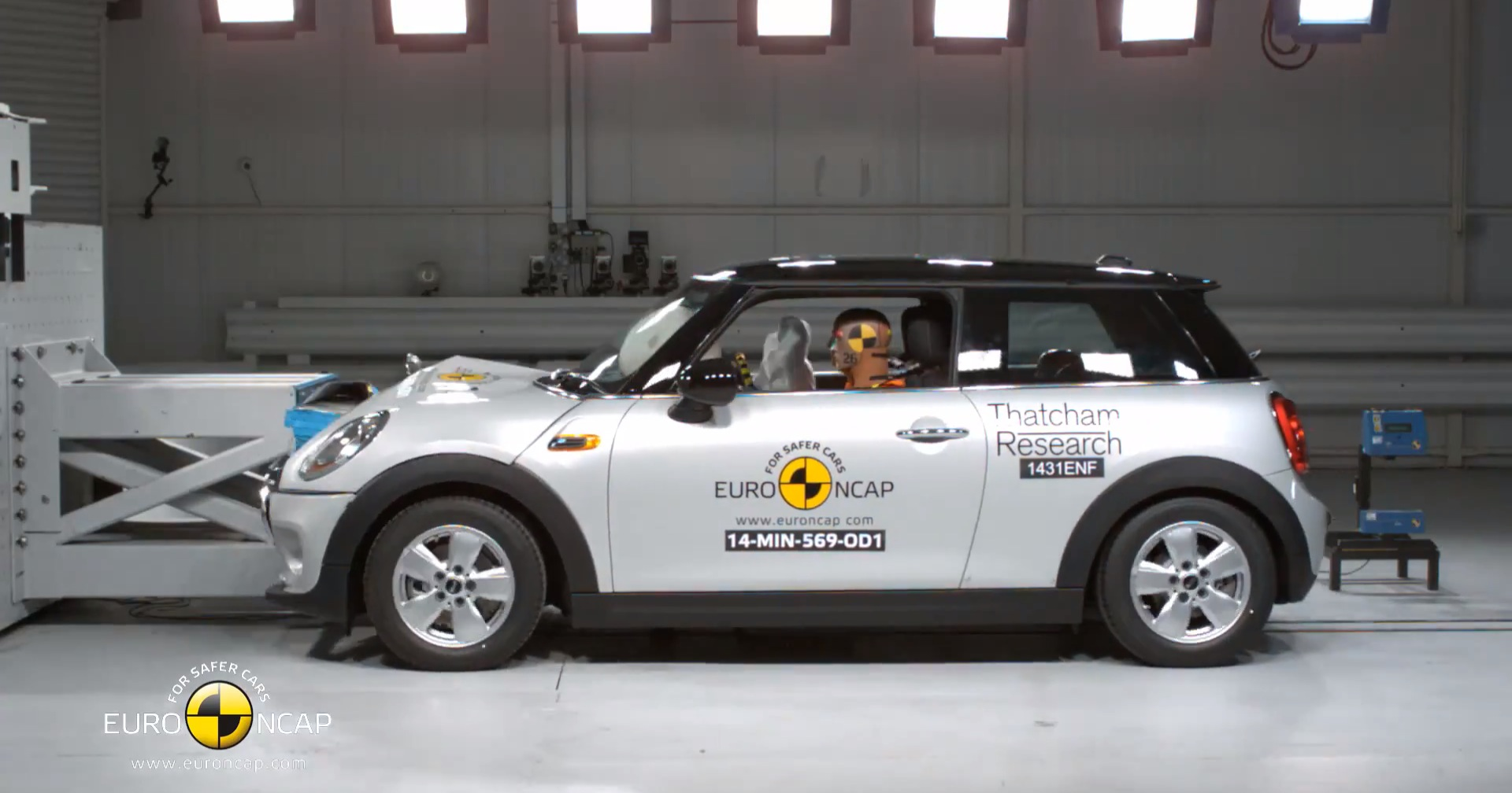 2014 MINI Cooper Gets 4-Star Rating from Euro NCAP ...