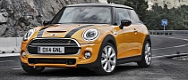 2014 MINI Cooper Officially Unveiled [Photo Gallery]