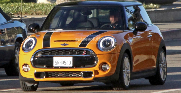 2014 MINI Cooper S Cammo Free [Photo Gallery]
