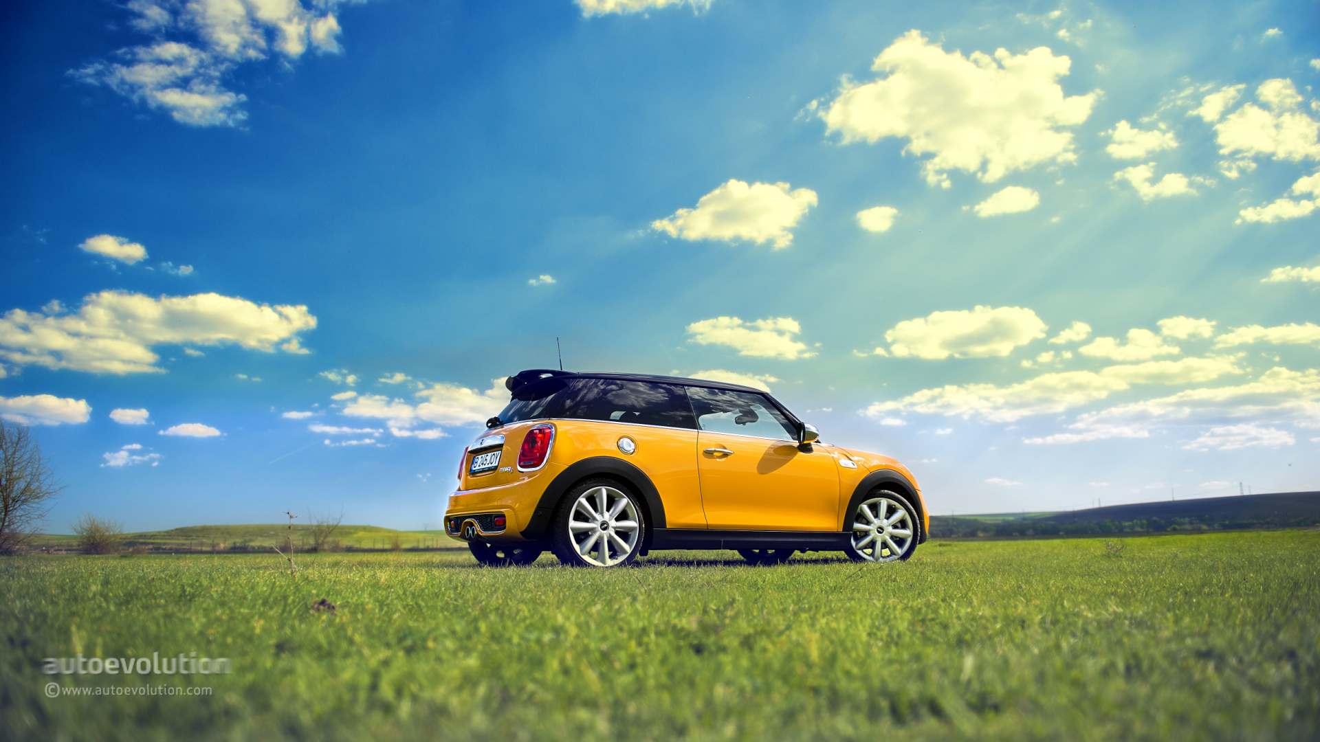 2014 mini cooper s hd wallpapers - autoevolution
