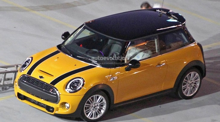 2014 MINI Cooper S Totally Revealed [Photo Gallery]
