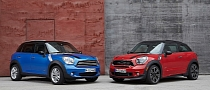 2014 MINI Paceman and Countryman Pricing and City Pack Announced