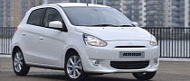 2014 Mitsubishi Mirage to be Unveiled at New York
