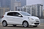 "2014 Mitsubishi Mirage to Start from ""Around $13,000"""