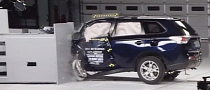 2014 Mitsubishi Outlander Earns Top Safety Pick+ [Video]