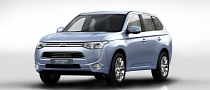 2014 Mitsubishi Outlander PHEV Will Be Exempt from London's Congestion Charge