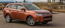 2014 Mitsubishi Outlander US Pricing