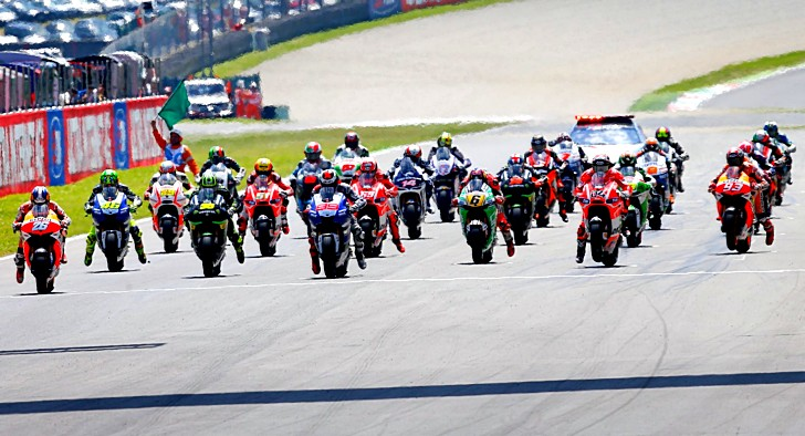 2014 MotoGP Calendar and More Rounds Announced
