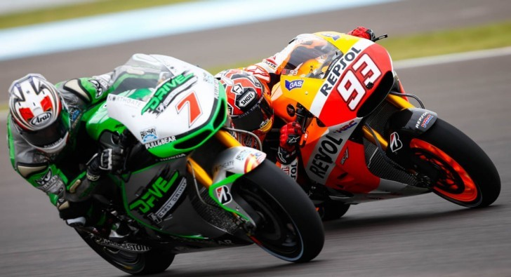 2014 MotoGP: Honda Fights Back, Marquez Leads FP2 in ...