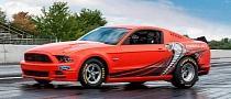 2014 Mustang Cobra Jet Prototype Auctioned for Charity [Video]