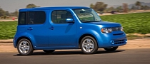 2014 Nissan Cube: Pricing Unchanged, Gets Caspian Sea Color