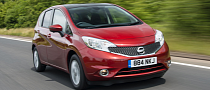2014 Nissan Note Deliveries Begin in the UK