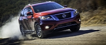 2014 Nissan Pathfinder US Pricing