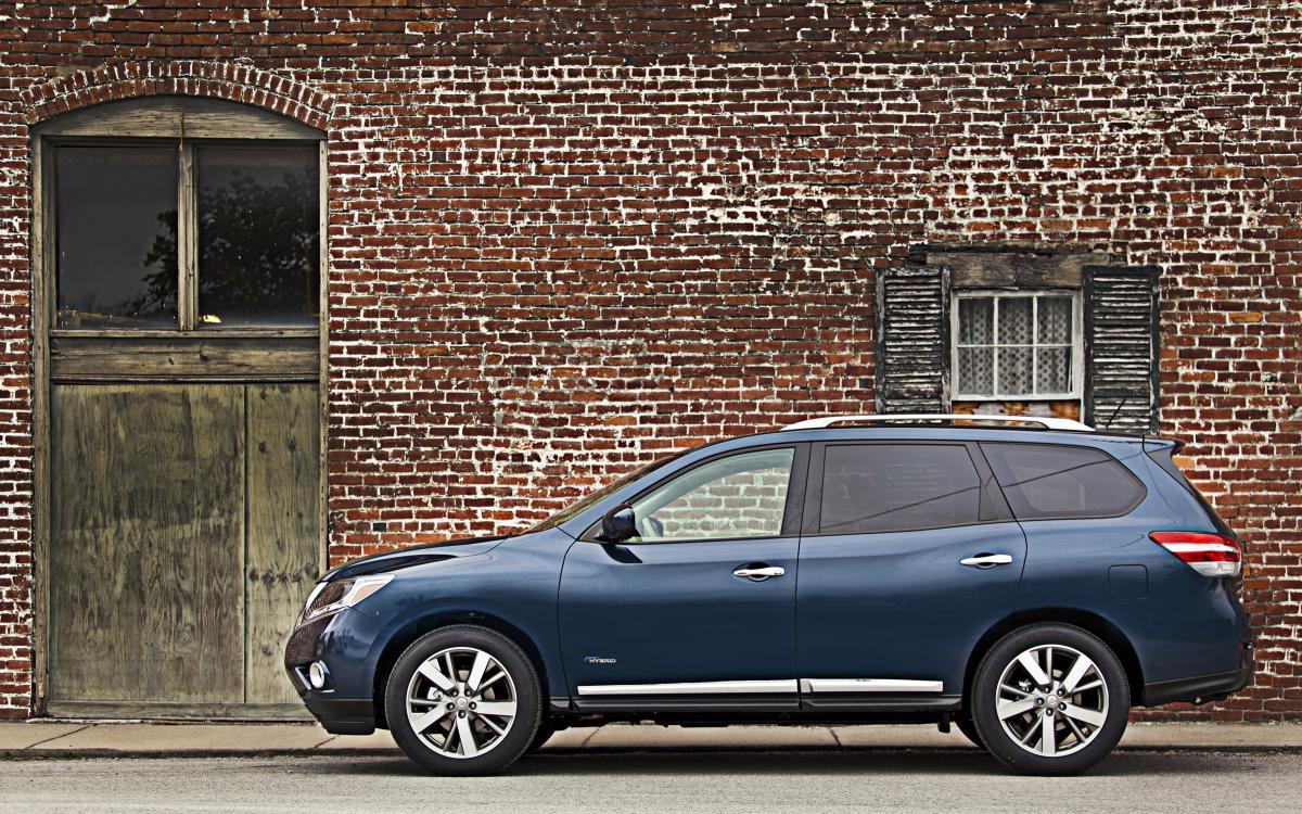 2014 nissan pathfinder us pricing announced autoevolution