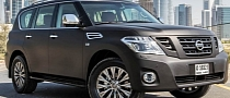 2014 Nissan Patrol Unveiled in Dubai [Video]