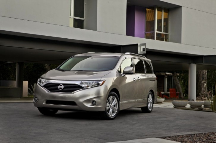 2014 Nissan Quest Priced Same As 2013