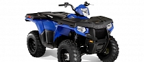 2014 Polaris Sportsman 400 H.O., the Multi-Purpose, All-Terrain Partner [Photo Gallery]