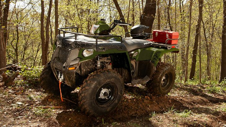 2014 Polaris Sportsman 800 EFI, the Fun Workhorse [Photo Gallery]