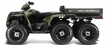 2014 Polaris Sportsman Big Boss 6x6 800 EFI Looks Extreme