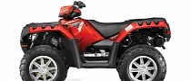 2014 Polaris Sportsman XP 850 HO EPS Brags on Its 77 HP [Photo Gallery]