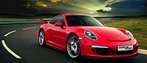 2014 Porsche 911 GT3 Rendering: Manual Version Coming!