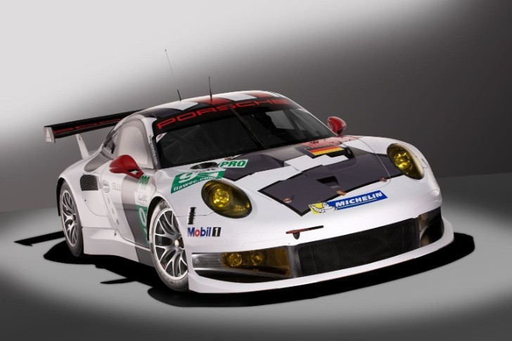 2014 Porsche 911 RSR Revealed [Photo Gallery]