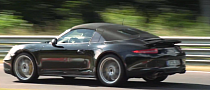 2014 Porsche 911 Targa Being Honed at Nordschleife [Video]
