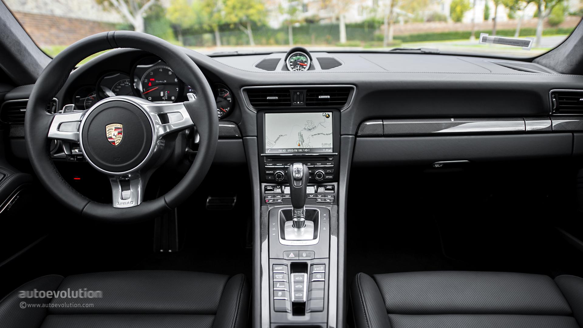 2014 Porsche 911 Turbo S Original Pictures Autoevolution