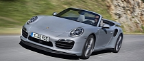 2014 Porsche 911 Turbo, Turbo S Cabriolet Revealed [Photo Gallery]