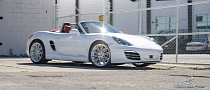 2014 Porsche Boxster Gets Vellano Mono Wheels [Photo Gallery]