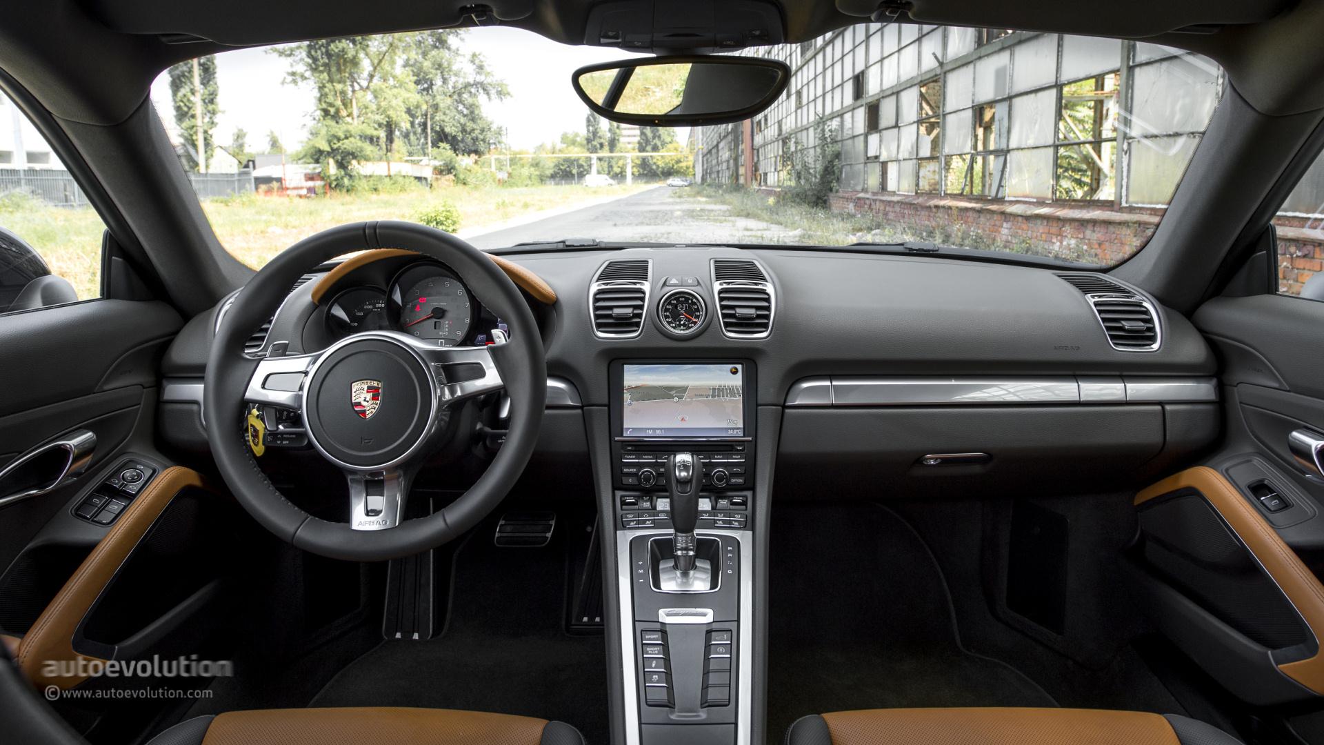 2014 Porsche Cayman Original Pictures Autoevolution