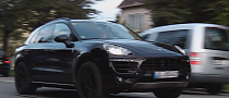 2014 Porsche Macan Spied in Germany [Video]