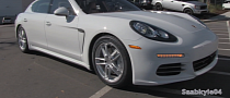2014 Porsche Panamera 4S Executive Walkaround [Video]