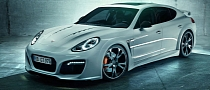2014 Porsche Panamera Becomes Techart Grand GT [Photo Gallery]