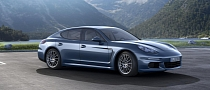 2014 Porsche Panamera Diesel Has 300 HP, Hits 100 KM/H in 6 Seconds