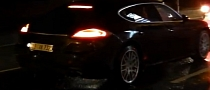 2014 Porsche Panamera Facelift Spied in Stuttgart Again [Video]