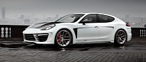 2014 Porsche Panamera Gets Upgraded TopCar Stingray GTR Aero Kit [Photo Gallery]