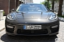 2014 Porsche Panamera Turbo Executive Spotted in Portugal [Photo Gallery]