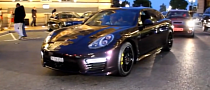 2014 Porsche Panamera Turbo in Amethyst Purple [Video]