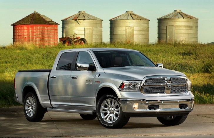 2014 Ram 1500 EcoDiesel Pickup Trucks Shipping to Dealers ...