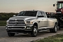 2014 Ram Heavy Duty Lineup Gets New V8 Hemi