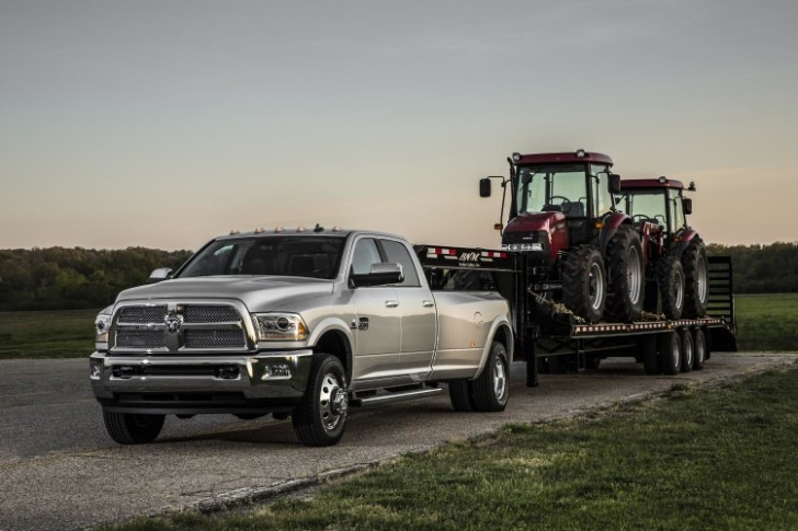 2014 Dodge Ram 3500 Dually