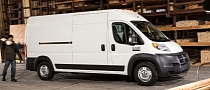2014 Ram ProMaster Production Begins in Mexico