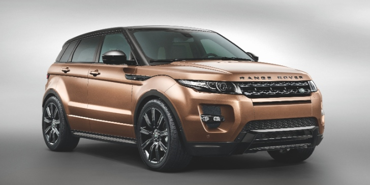 2014 Range Rover Evoque Is 11% More Efficient Thanks to 9-Speed Auto