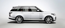 2014 Range Rover L Extended Wheelbase Revealed [Photo Gallery]