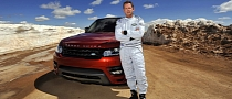 2014 Range Rover Sport Becomes Fastest Production Car on Pikes Peak