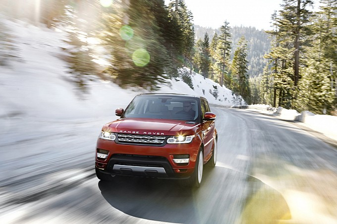 2014 Range Rover Sport Design Explained
